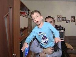 Самарские журналисты усыновили ребенка с ДЦП